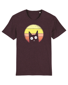 Sunset Cat | T-Shirt Herren - wat? Apparel