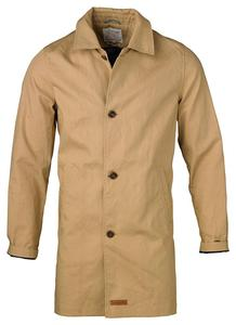 Mantel Car Coat Organic Cotton - KnowledgeCotton Apparel