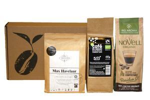 Entdeckerpaket Guten Morgen Starter (ganze Bohne) - Coffee-Up!