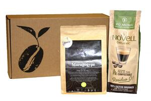 Entdeckerpaket Volles Aroma (ganze Bohne) - Coffee-Up!