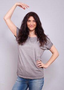Shirt Core Tee Mal Tinto Truffle - Wunderwerk