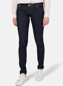 Jeans Skinny Fit - Lilly - Strong Blue - Mud Jeans