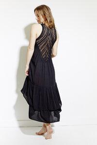 CROCHET BACK DRESS - Hati-Hati