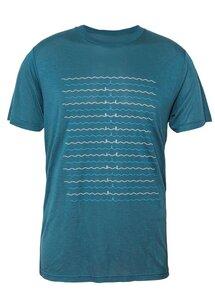 Surfrider Shirt Blue - bleed