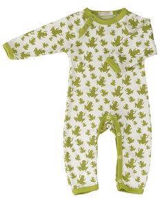 Babystrampler Frosch - Organics for Kids