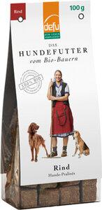 defu Hund Bio Pralinés Rind - defu - dem Leben verpflichtet
