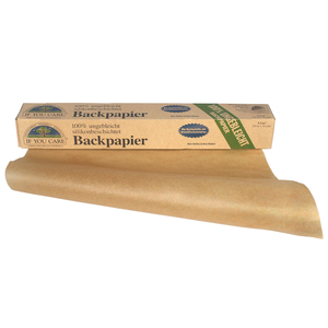 Backpapier Rolle 10 m - If You Care (IYC)