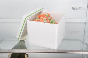 Die Quadratische Aufbewahrungsbox 1,4 l - ajaa