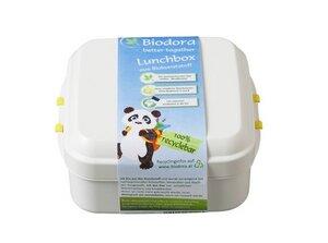 Vorratsbox mit praktischem Verschluss 0,4 Liter - Biodora