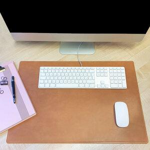 Schreibunterlage aus recyceltem Leder - IMTC