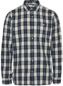 Hemd-Freizeit - Shirt - LARCH LS small checked - GOTS/Vegan - KnowledgeCotton Apparel