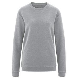 HempAge Damen und Herren Sweatshirt Hanf/Bio-Baumwolle - HempAge