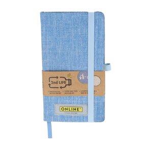 Notebook DIN A6, 96 Blatt gepunktet (FSC-Papier) - ONLINE Schreibgeräte