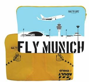 Laptop Sleeve Munich - Bag to Life