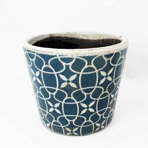 Blumentopf aus Keramik 14cm - Mitienda Shop