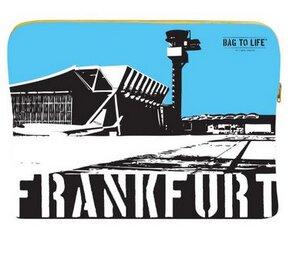 Laptop Sleeve Frankfurt - Bag to Life