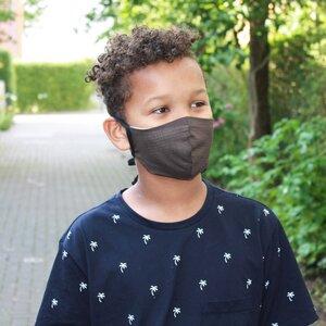 """Nachhaltige Stoffmaske """"Goodkarma"""" für Kinder, Größe S, 1+1 - Goodgive"""