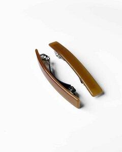 Kleine Haarklammer SLIM CLIP aus Acetat - JAN N JUNE