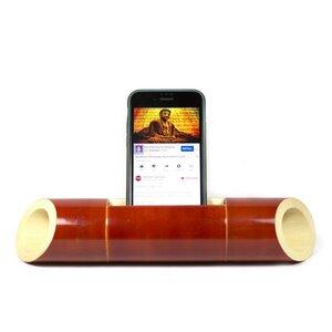 HandyGenie - Akustisch Natürlicher Verstärker und Handy Halterung - KALASUTRA
