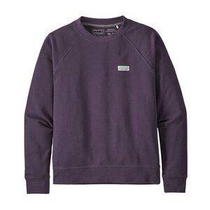 Sweatshirt - W's Pastel P-6 Label Organic Crew Sweatshirt - Patagonia