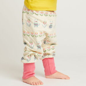 """Babypumphose """"Indianerkatzen"""" aus 95% Bio-Baumwolle, 5% Elasthan - Cheeky Apple"""