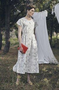 Dress Nina Dove - Damenkleid aus Bio-Baumwolle - Sophia Schneider-Esleben