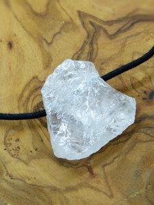 Bergkristall Edelstein-Anhänger, Himalaya, Natur pur! - OneWorldMinerals