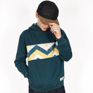 Zig Zag Hooded - Band of Rascals
