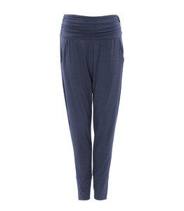 MARI TENCEL - Damen - Hose für Yoga und Freizeit aus einem Tencel-Biobaumwoll-Mix - Jaya