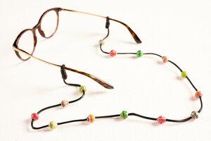"""Brillenband mit Papierperlen """"VICTORIA"""" - PEARLS OF AFRICA"""