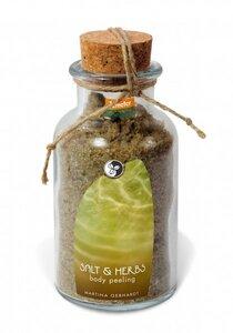 SALT & HERBS Body Peeling - Martina Gebhardt