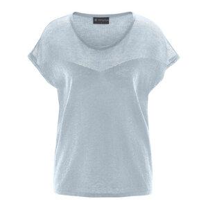 Strick-Shirt Kurzarm - HempAge