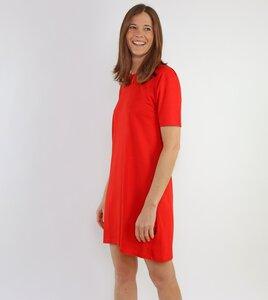 T-Shirt Kleid Juno Tomato - Gary Mash