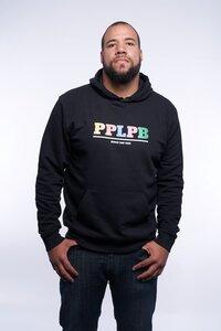 PPLPB MEN HOODIE PRINT - PAPALAPUB