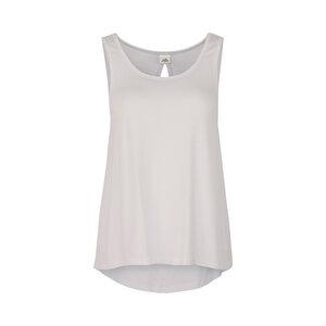 ALASKA - Damen - lockeres Top mit offenem Rücken für Yoga aus einem Tencel-Baumwoll-Mix - Jaya