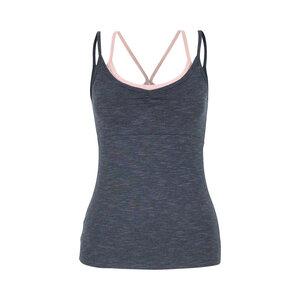 SOFIA MELANGE - Damen - Top für Yoga aus Biobaumwolle - Jaya