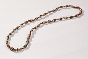 "Halskette aus Papierperlen ""LA PETITE MALAIKA"" - PEARLS OF AFRICA"