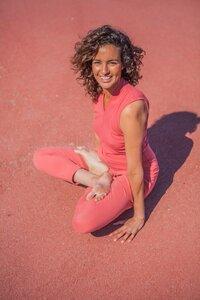Yoga Top Mudra - Urban Goddess