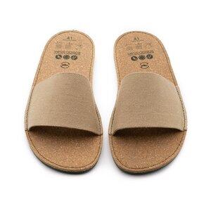 BEATRICEV Sandale Canvas - Vesica Piscis Footwear