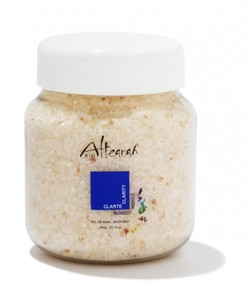 Bath Salt Indigo - Altearah Bio