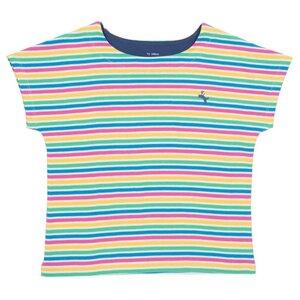Kite T-Shirt Regenbogen Streifen Bio-Baumwolle - Kite Clothing