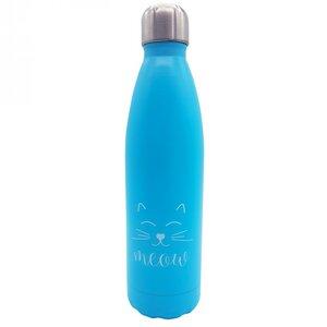 Edelstahl Thermoflasche Miau 500ml - Dora