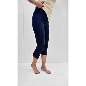 Kurz Capri Leggings  - Biologischer Pima Baumwolle - B.e Quality