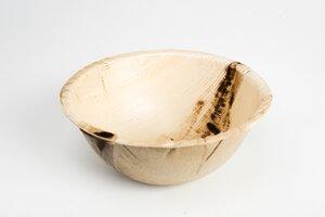 Kleine Schalen aus Palmblatt 6er Set - Leef