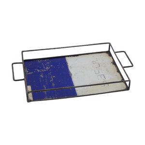 Tablett - aus Ölfass - Upcycling Deluxe