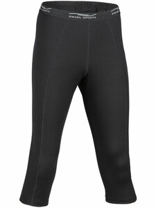 Engel Sports Damen 3/4 Leggings Bio-Wolle/Seide - ENGEL SPORTS
