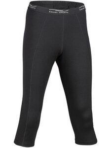 Engel Sports Damen 3/4 Leggings Bio-Wolle/Seide - ENGEL SPORTS