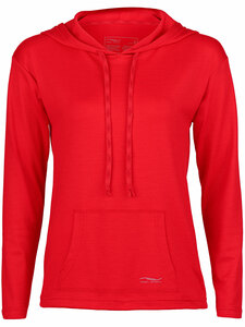 Engel Sports Damen Hoodie Bio-Wolle/Seide - ENGEL SPORTS