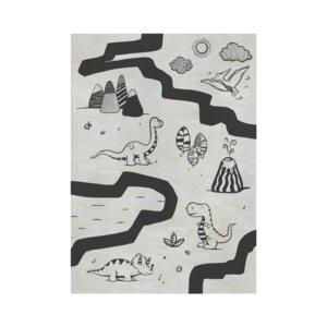 Korkteppich eckig Dinoworld - Corkando-KIDS