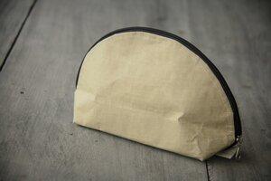 Federmappe Etui Kulturbeutel (wasserabweisendem Recycling Papier) Vegan - BY COPALA